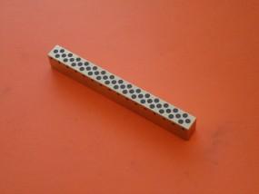 15-05-XX (E3142) Flachleiste Grafit (Leistenhöhe 25mm)