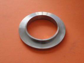 66-10-XX (K100/E1360) Zentrierflansch mit Ansatz und Bohrung konisch
