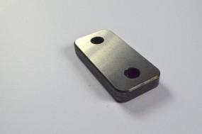 Druckplatte rechteckig (E2680)